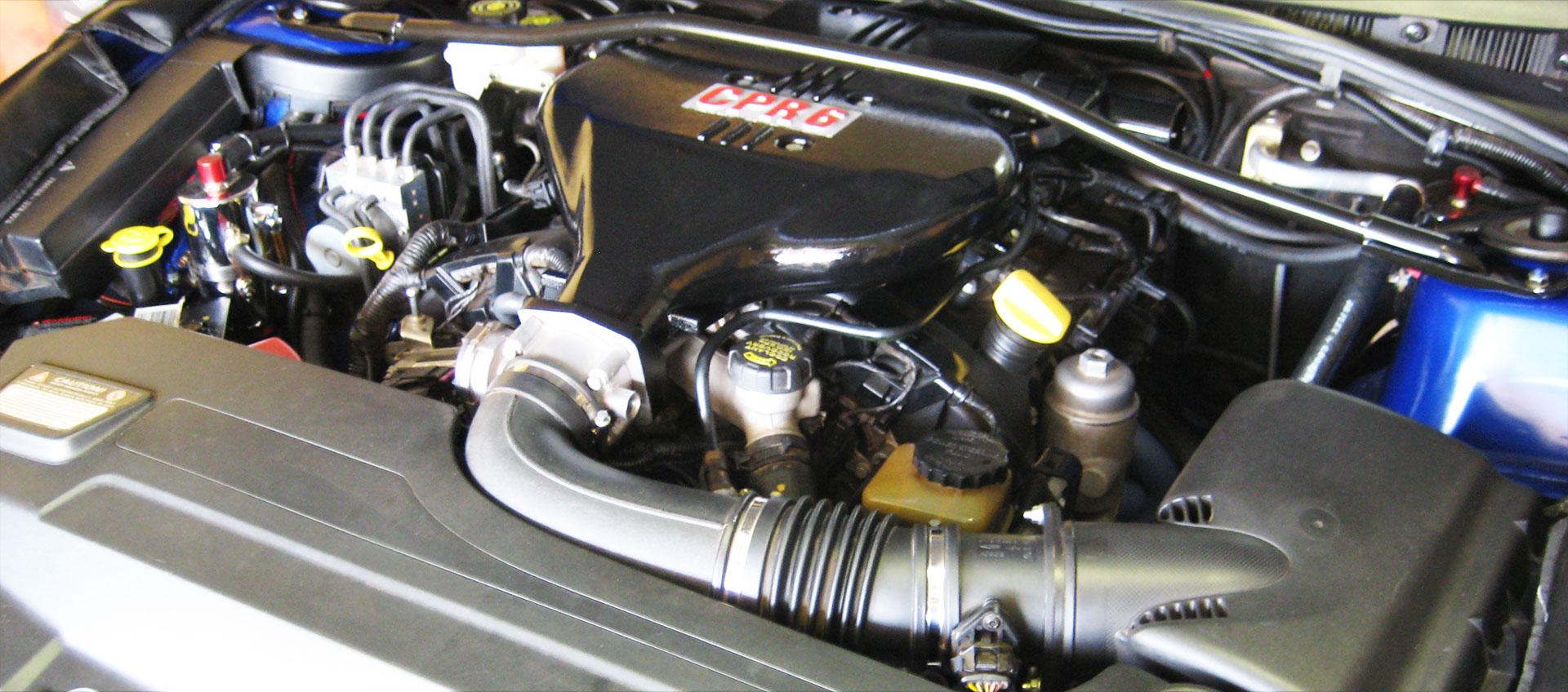 VZ-VE V6 Alloytec Commodore Manifold, CPR6 Manifold, Performance
